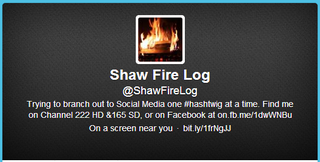 Illustration for article titled The Shaw Fire Log is the Best Televised Holiday Log (Updated)