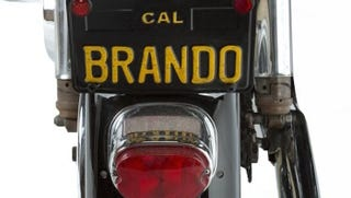 Illustration for article titled Marlon Brando's Harley Davidson Is Up For Auction