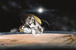 Illustration for article titled After Pluto, Where Will NASA's New Horizons Go?