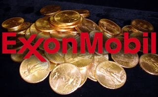 Illustration for article titled ExxonMobil Posts Largest Profit In US History, Makes $1,865.69 A Second
