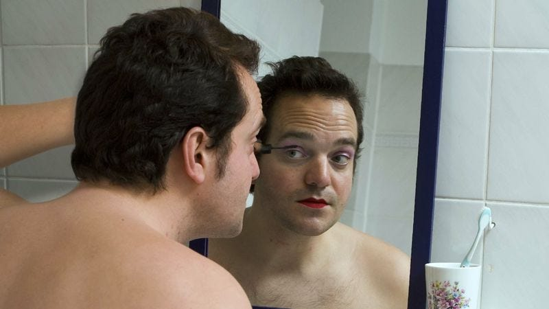 Illustration for article titled L'Oréal Releases New Line Of Makeup Specifically For Men To Wear When Wives Not Home