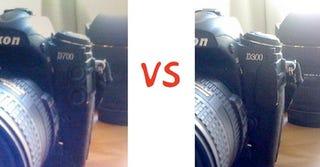 Illustration for article titled Nikon D700 Shots Revealed as Fake