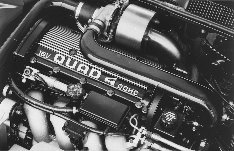 Here's Why the Quad 4 Was One of GM's Most Important Engines