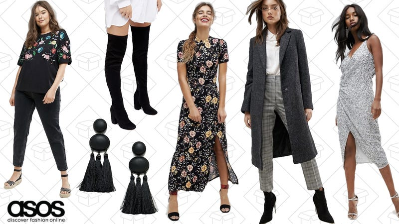 25% off select ASOS styles