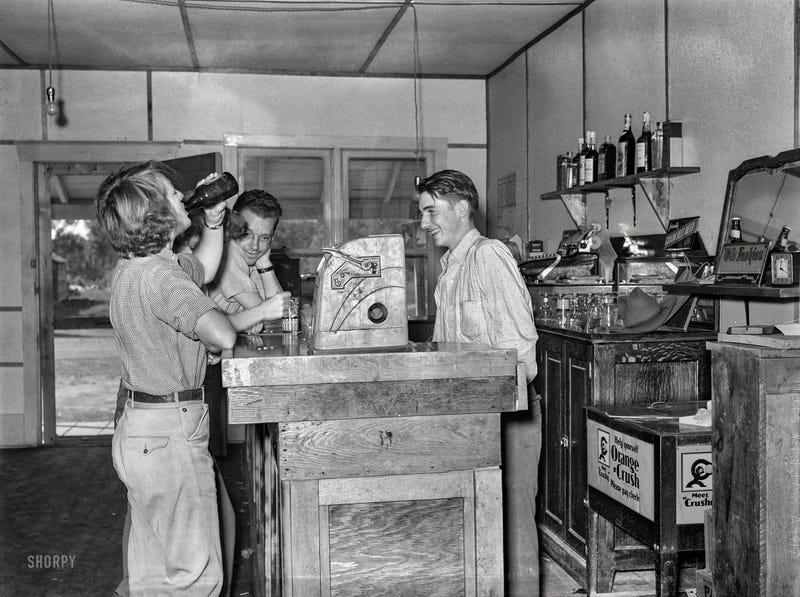 Birney, Montana, 1939. (Shorpy)