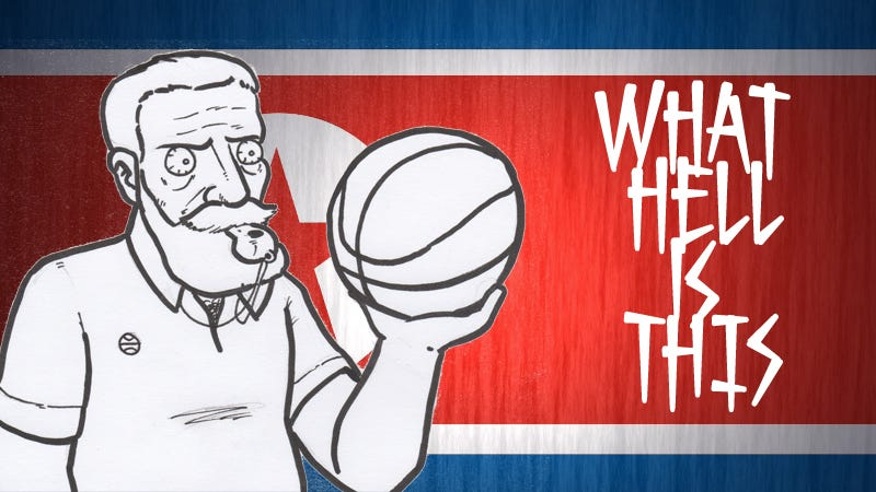 Illustration for article titled Blind Run: World Basketball Manager 2010