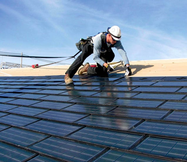 Solar Panels Not Just Big Rectangles On The Roof Anymore