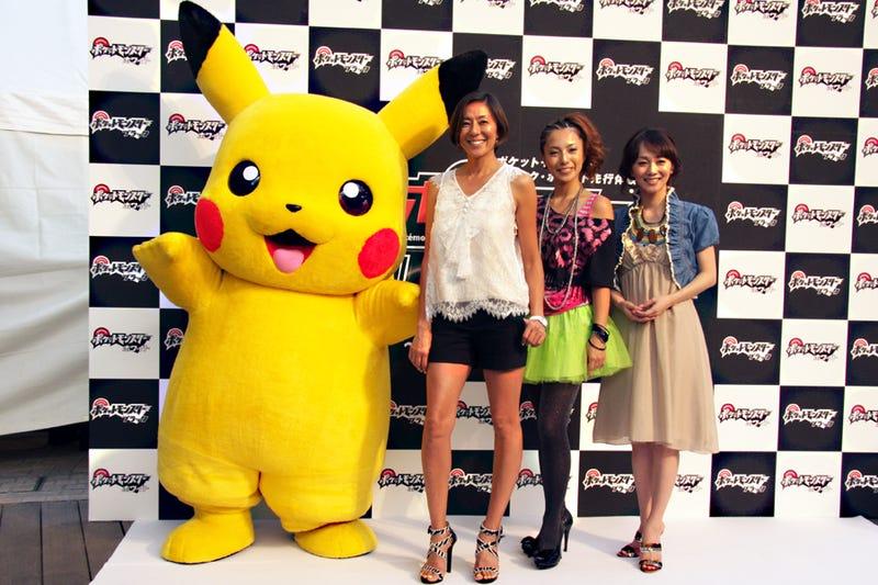 Illustration for article titled Japan Goes Bananas For Pokémon: Black And White