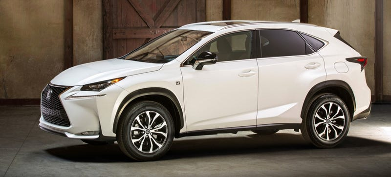 Ilration For Article Led The 2017 Lexus Nx Is That Turbocharged You 39