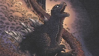 Illustration for article titled In This Week's Comics, Godzilla Goes to Hell. Literally!