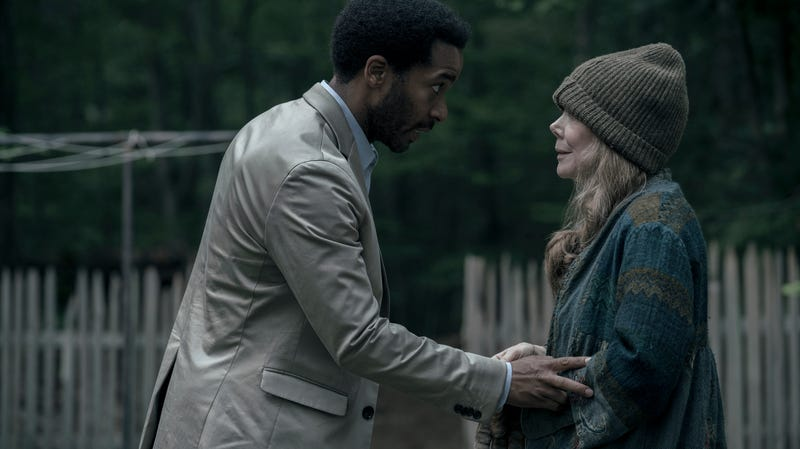 André Holland and Sissy Spacek star in Castle Rock