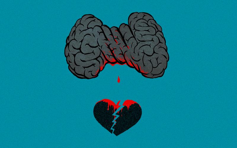 Illustration for article titled Esto es lo que una ruptura sentimental hace a tu cerebro