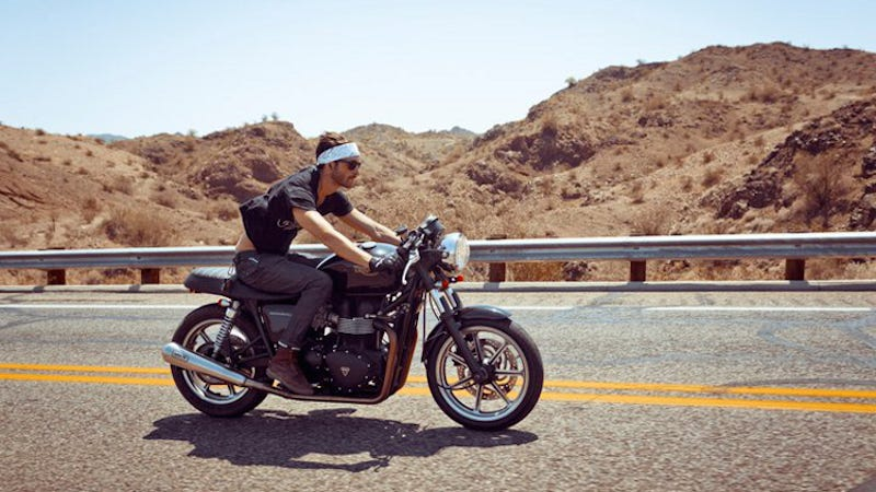 Illustration for article titled Triumph Confirms The New 2016 Bonneville Is Coming October 28th