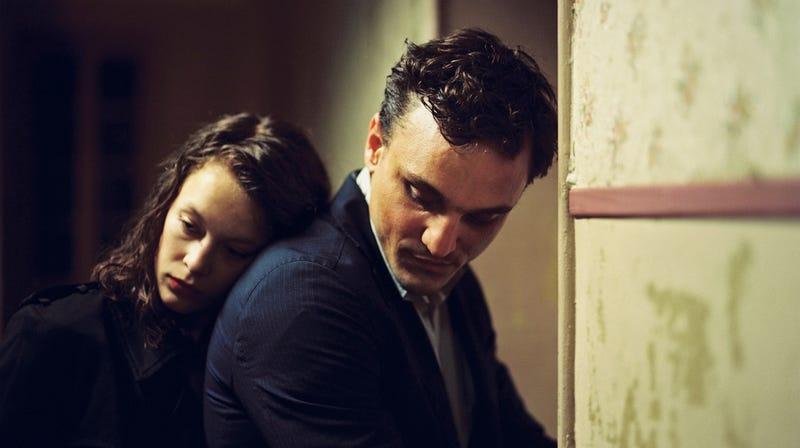Illustration for article titled Yesterday is today is always in Christian Petzold's brilliantly baffling refugee thriller Transit