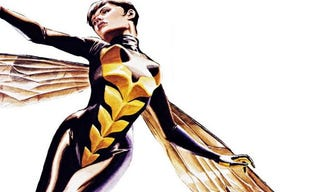 Illustration for article titled Why Has the Wasp Never Gotten Her Own Comic?