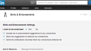 Illustration for article titled Turn Off LinkedIn's Annoying Endorsements