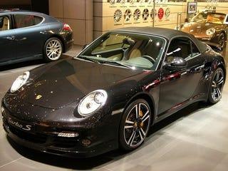 Illustration for article titled 2011 Porsche 911 Turbo S