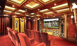 Illustration for article titled $3.4 Million In-house Cinema Wins HE's Installation of the Year Award
