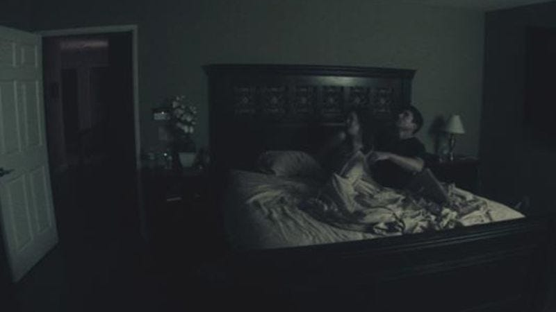 Illustration for article titled Paranormal Activity