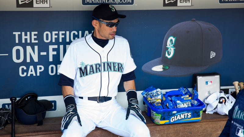 Illustration for article titled Ichiro Will Retire, Or At Least Not Play Any More Baseball This Season