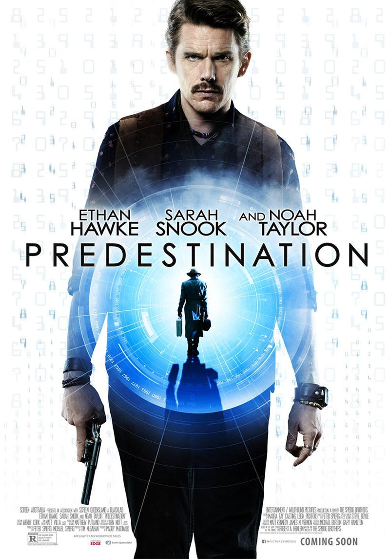 Illustration for article titled Predestination, huh?