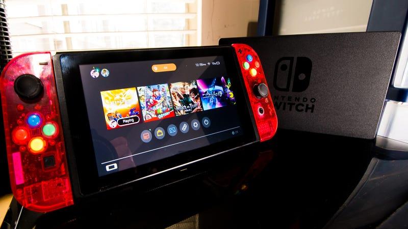ผลการค้นหารูปภาพสำหรับ Nintendo Switch