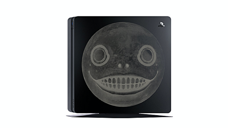Automata PS4 Console Releasing In Japan — Special NieR