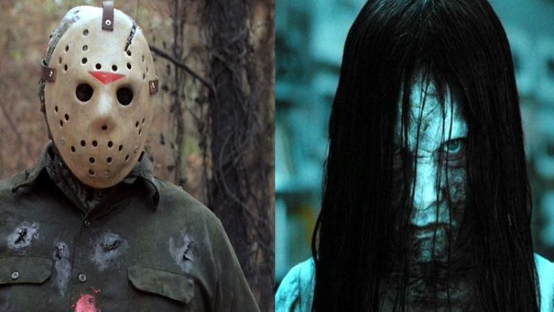 Friday The 13th Part VI / The Ring