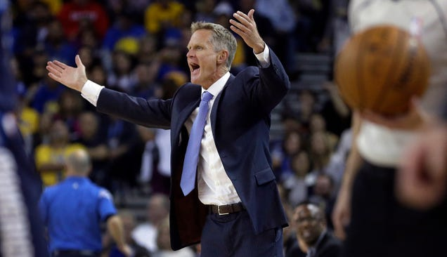 Steve Kerr Rips Donald Trump And The Whole Damn Election