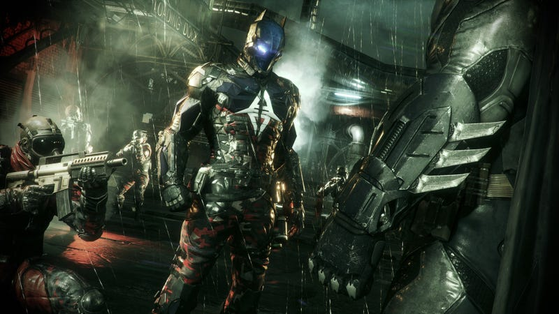 Illustration for article titled One OfArkham Knight's Investigations Blew Me Away