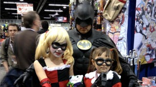 Illustration for article titled The Absolute Best Cosplay from WonderCon 2012 (Including Baby Harley Quinn)