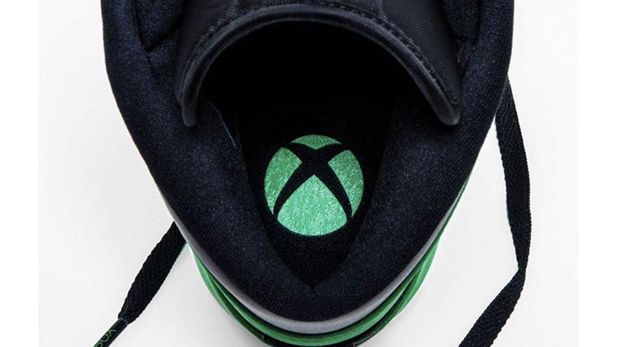 d4e84e3a07f86c Nike Made Some Xbox Air Jordans