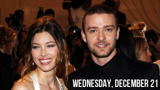 Illustration for article titled From Break-Up To Bride, Jessica Biel & Justin Timberlake Get Engaged