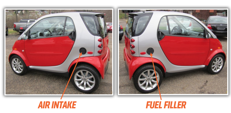 Illustration for article titled I Missed Yesterday's Smart Car Fuel/Air Intakes Post. I Need to Talk About It.