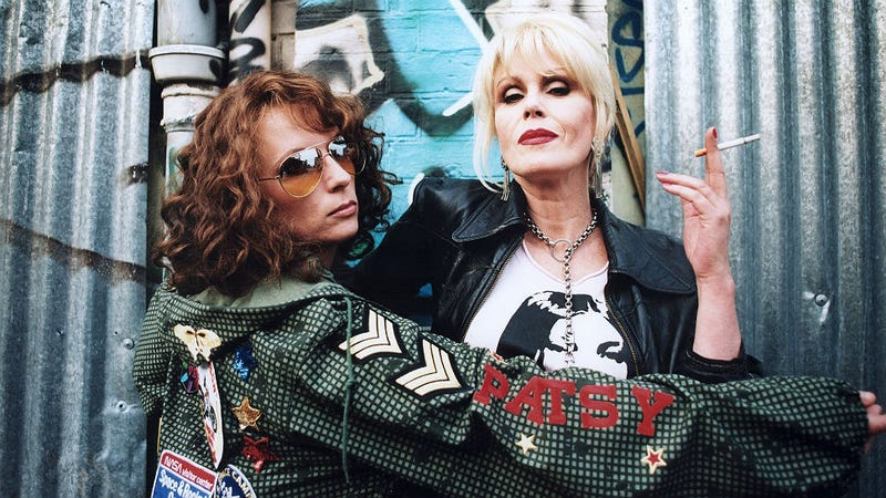 Illustration for article titled An Absolutely Fabulous Movie Might Be On the Way, Darling