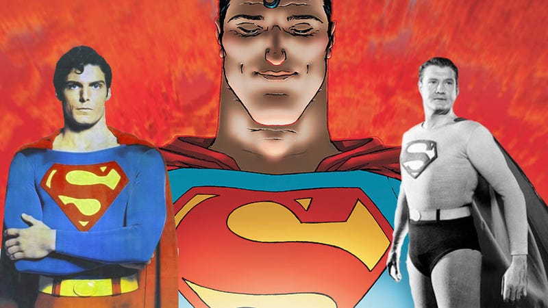 Illustration for article titled Man of Steel  Isn't That Superman