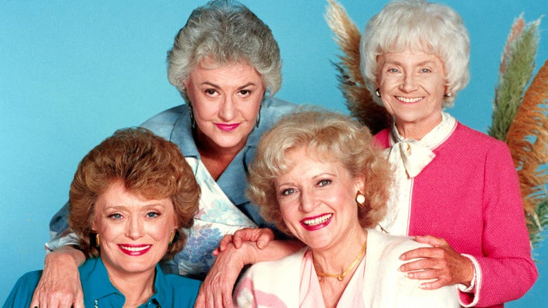 Illustration for article titled The Golden Girls Had Sex With So Many Golden Boys