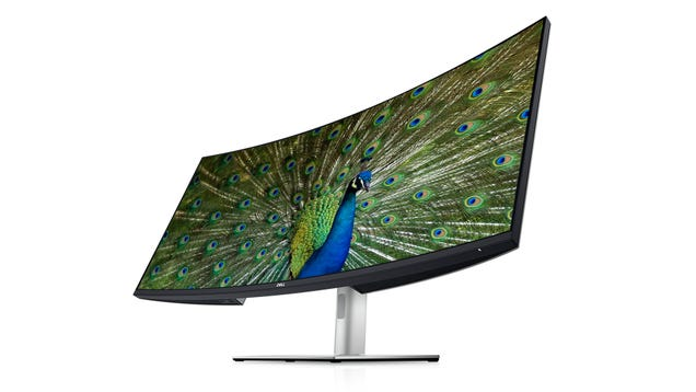 Dell s New Curved 40-inch Ultra-Wide Monitor Might be the Perfect Home Office Display