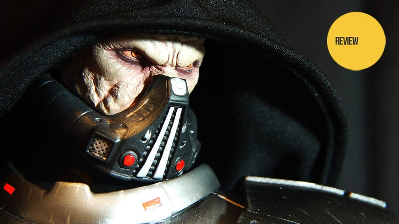 Illustration for article titled The Greatest Sith Warrior In The Old Republic Is Even Scarier Up Close