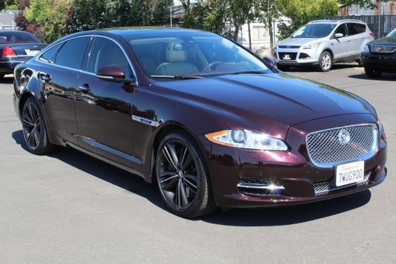 Illustration for article titled Jaguar XJ Supersports are Under $25,000