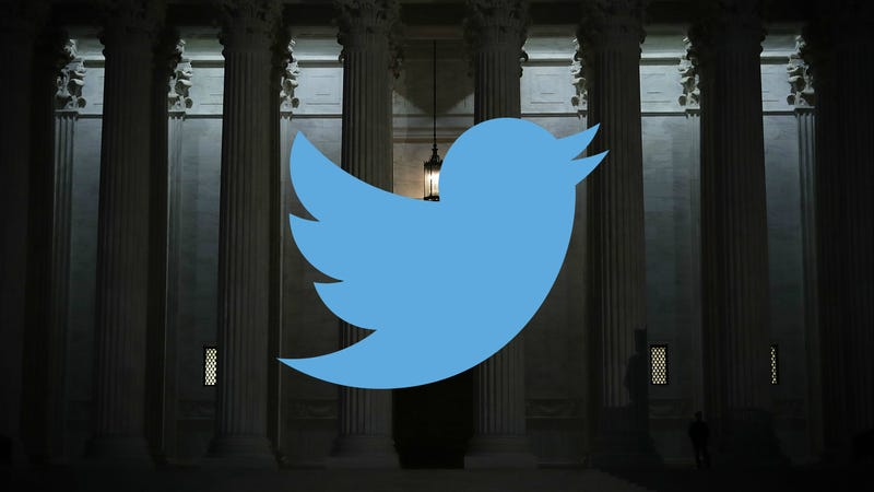 Illustration for article titled The White House Prepares For Its SCOTUS Battle With a New Twitter Handle
