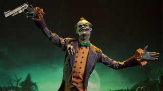 Illustration for article titled Mark Hamill's Other Joker Incarnation Is Getting An Incredible Statue