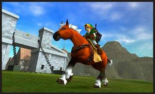 Illustration for article titled Rumor: 3DS Gets Ocarina Of Time Remake [Update]