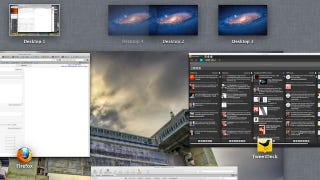 Illustration for article titled Rearrange Spaces in Mac OS X Lion by Dragging and Dropping