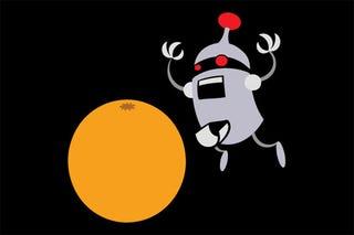 Robots We Love: The Fruit Fucker 2000