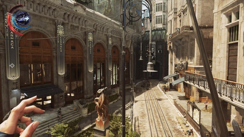 Illustration for article titled Dishonored 2's First PC Patch Isn't The One We've Been Waiting For