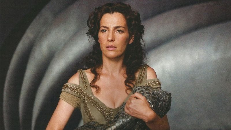 Ayelet Zurer as Lara Lor-Van in Man Of Steel