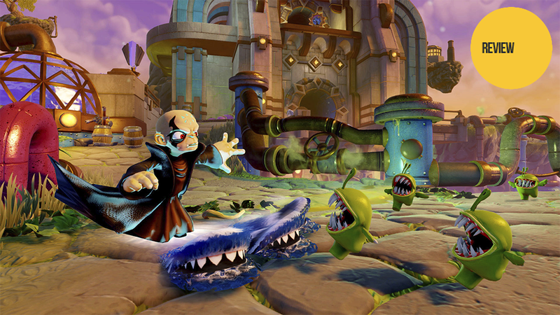 Illustration for article titled Skylanders: Trap Team: The Kotaku Review