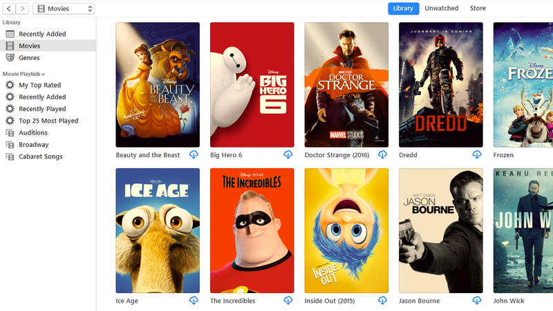 How to Get a 4K Movie on the iTunes Store If You Redeemed