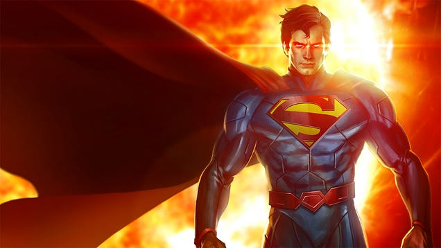 DC's Infinite Crisis Has Officially Launched. Let's Play.